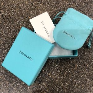 Tiffany & Co. Jewelry - TIFFANY & Co Venetian Link bracelet with bag & box
